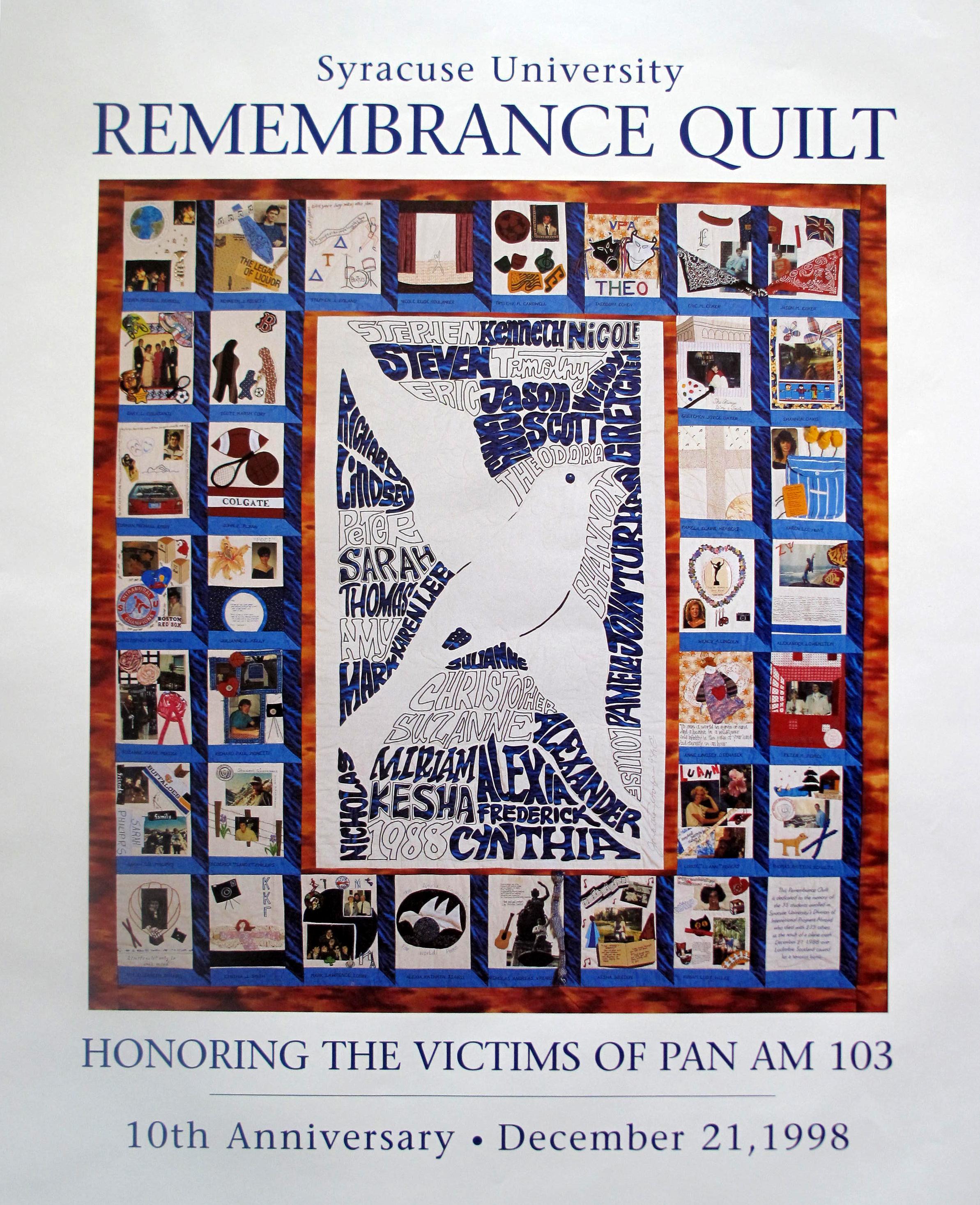 Rememberance Quilt