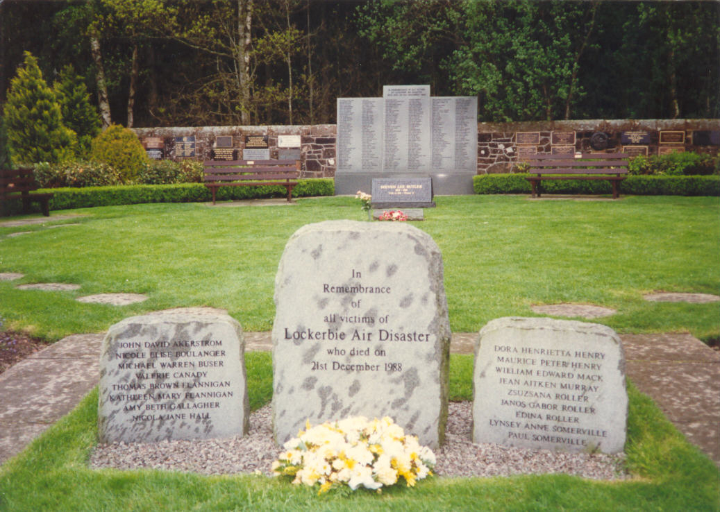Rememberance Garden.