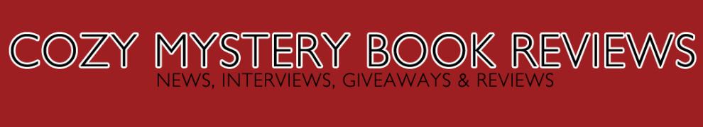 Cozy Mystery Book Reviews logo