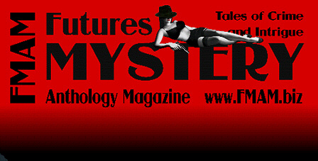 Futures Mystery Anthology Magazine logo