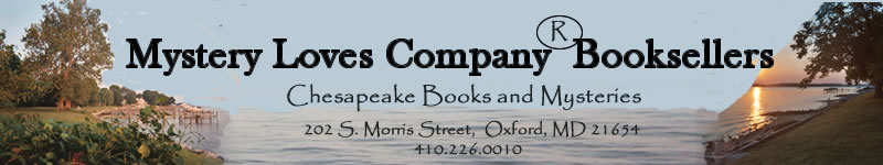 Mystery Loves Company Booksellers logo