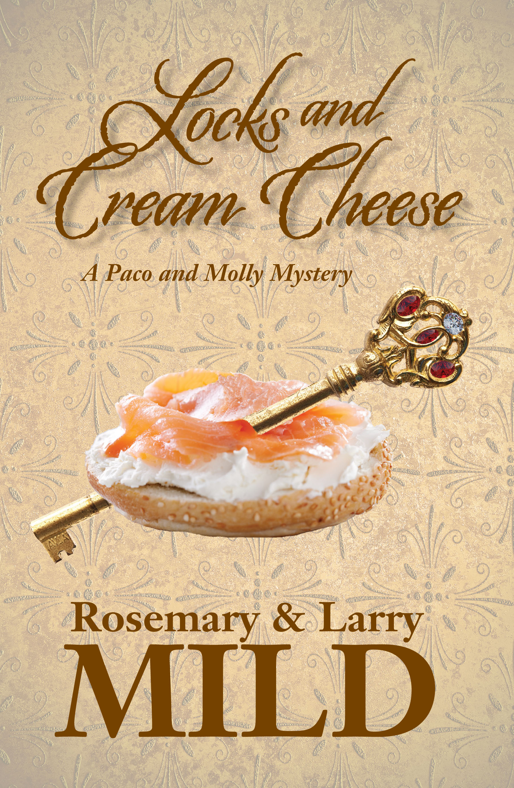 Locks and Cream Cheese by Rosemary and Larry Mild